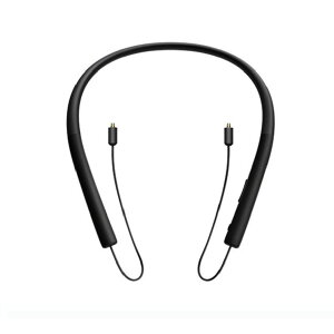 ワイヤレスオーディオレシーバー ソニー SONY MUC-M2BT1 ブラック XBA専用着脱ケーブル Bluetooth 滑り落ちにくい エラストマー製 ネックバンド 新品 送料無料