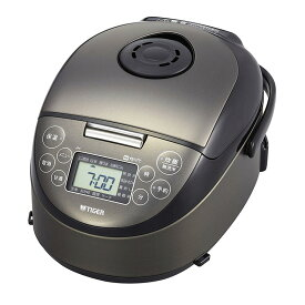 炊飯器 IH炊飯ジャー タイガー TIGER JPF-A550-K jpf-a550-k サテンブラック 炊きたて 3合炊き 5層遠赤特厚釜 土鍋コーティング 剛火IH 時短調理 新品 送料無料