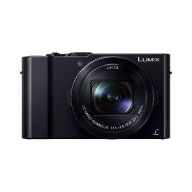 カメラ デジタルカメラ コンパクトカメラ パナソニック Panasonic DMC-LX9 dmc-lx9 ブラック LUMIX ルミックス 大型1.0型 MOSセンサー 新品 送料無料