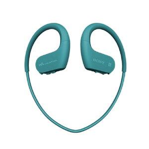 オーディオプレーヤー ウォークマン ソニー SONY NW-WS623 ブルー Wシリーズ 内蔵メモリー4GB Bluetooth ヘッドホン スポーツタイプ 軽量ボディ 新品 送料無料