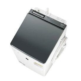 【標準設置込・送料無料】洗濯機 シャープ SHARP ES-PW11D シルバー系 洗濯・ 脱水容量11kg 乾燥容量6kg AI 超音波ウォッシャー スマホアプリ ステンレス穴なし槽 自動槽洗い
