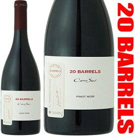 Cono Sur Pinot Noir 20 Barrels Limited Edition [現行VT] / コノスル ピノ・ノワール 20バレル リミテッド・エディション [CL][赤]