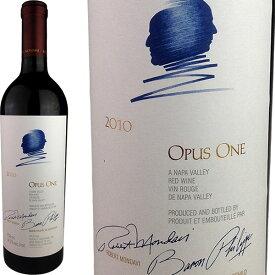 Opus One Proprietary Red Wine [2010] / オーパス・ワン [US][赤][26]