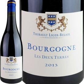 【正規品】Domaine Thibault Liger-Belair Bourgogne Les Deux Terres [2013] / ドメーヌ ティボー・リジェ・ベレール ブルゴーニュ レ・ドゥー・テール [FR][赤]
