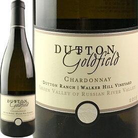 Dutton Goldfield Dutton Ranch Chardonnay Walker Hill Vineyard [2015] / ダットン・ゴールドフィールド ダットン・ランチ シャルドネ ウォーカー・ヒル・ヴィンヤード [US][白]