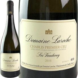 Domaine Laroche Chablis 1er Cru Les Vaudevey [2016] / ドメーヌ ラロッシュ シャブリ プルミエ・クリュ レ・ヴォードヴェ [FR][白]