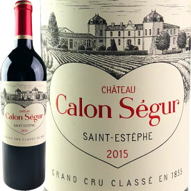 Calon Segur [2015] / カロン・セギュール [FR][WA93][赤]