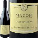 Domaine Cordier P&F Macon Clos de la Maison [現行VT] / ドメーヌ コルディエ ペール・エ・フィス マコン クロ・ド・ラ・メゾン [FR][白]