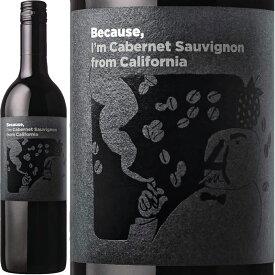 Firadis Because I'm Cabernet Sauvignon From California [現行VT] / フィラディス ビコーズ アイム カベルネ・ソーヴィニヨン フロム カリフォルニア [赤][CA]