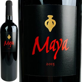 Dalla Valle Maya Proprietary Red Wine [2015] / ダラ・ヴァレ マヤ プロプライアタリー レッド ワイン [US][WA96][赤]