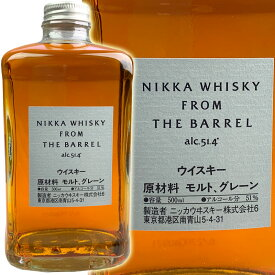 Nikka From the Barrel / ニッカ フロム・ザ・バレル [JW]