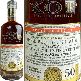 Douglas Laing XOP Speyside's Finest 50 yo Sherry [1967] / ダグラスレイン エクストラ オールド パティキュラー スペイサイド ファイネスト 50年 シェリー [SW]