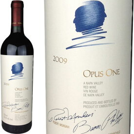 Opus One Proprietary Red Wine [2009] / オーパス・ワン [US][赤][5u]