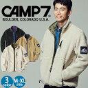 CAMP7 リバーシブルフリースブルゾン メンズRight-on,ライトオン,CP-4116005,CAMP7,キャンプ7