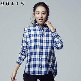 Levi's バックデザインチェックシャツ ウィメンズRight-on,ライトオン,79148-0003,Levi's,リーバイス