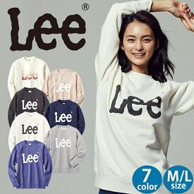 Lee ロゴトレーナー ウィメンズ Right-on,ライトオン,LT2421,Lee,リー