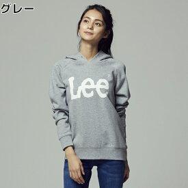 Lee ロゴスウェットパーカー ウィメンズRight-on,ライトオン,LT2422,Lee,リー