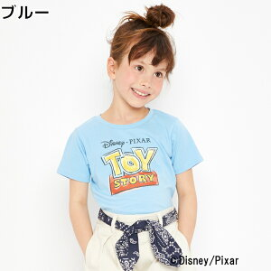 DISNEY プリントTシャツ(トイ・ストーリー) キ...