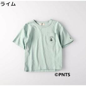 PEANUTS プリントTシャツ(スヌーピー) キッズRight-on,ライトオン,SN-20S005K,PEANUTS,ピーナッツ