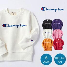 Champion ロゴトレーナー キッズRight-on,ライトオン,FCS6365,Champion,チャンピオン