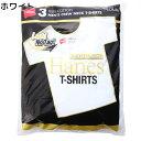 HANES ゴールドラベルクルーネックTシャツ3枚組 メンズRight-on,ライトオン,HM2155GRO,HANES,ヘインズ