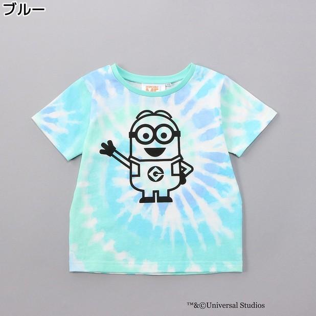(ミニオン)MINION ミニオンズタイダイTシャツ キッズRight-on,ライトオン,11816314,ミニオン,