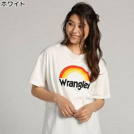 Wrangler【WEB限定】ビッグフィットTシャツ ウィメンズRight-on,ライトオン,WL1809-118-EC,,