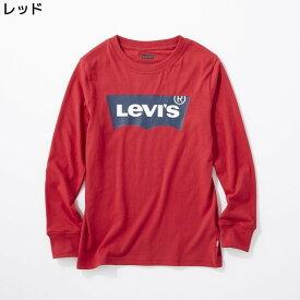 (リーバイス)Levi's バットウィングロンT キッズRight-on,ライトオン,37490,リーバイス,Levi's,