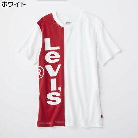 (リーバイス)Levi's レッドタブ縦プリントTシャツ キッズRight-on,ライトオン,37490-0352,リーバイス,Levi's,