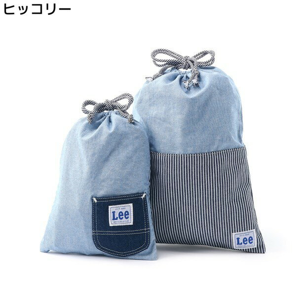(リー)LEE 巾着2つセット キッズRight-on,ライトオン,0427034,LEE,リー