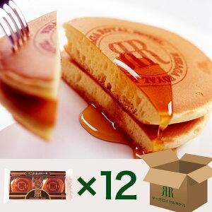 【送料無料!お得な12パック】ふわっふわバニラホットケーキ4枚入×12パック(冷凍便)/リーガロイヤルホテル 送料無料 ホットケーキ