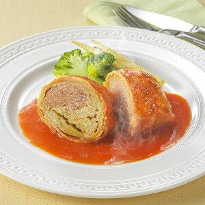 ロールキャベツ リーガロイヤルホテル 肉 トマトソース 洋食 総菜 キャベツ