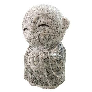 お地蔵様 高さ10cmじぞう ミニ地蔵 お地蔵様 仏 仏教 仏像 供養 ご先祖様 水子 ペット供養 墓 御影石 白 置物 置き物 インテリア