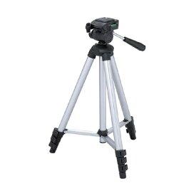 4段三脚 カメラ・ビデオカメラ用 4段伸縮式 軽量 シルバー W312 HAKUBA