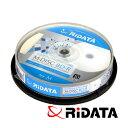 【新発売】ライテック製 / RiDATA / M-DISC BD-R / 4倍速 / 25GB / 10枚スピンドルケース [M-BDR25GB.PW10SP]