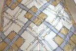 シルクスカーフ90cm角の正方形【新入荷】