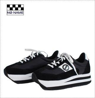 NO NAME不姓名鞋PLATO普拉特運動鞋(鞋跟/鞋跟運動鞋/女士/鞋/鞋/noname/秋天/冬天/厚底)