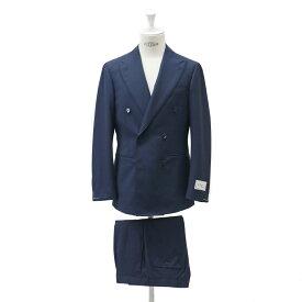 RING JACKET リングヂャケットModel No-268E S-172CALM TWIST3Bスーツ【ネイビー】