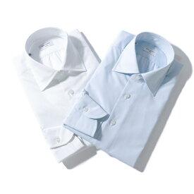 RING JACKET Napoli【リングヂャケット ナポリ】Shirts【シャツ】ブロード レギュラーカラー 【ブルー・ホワイト】