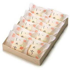 青森のお菓子いのち「アップル10個入り」