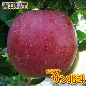 【予約商品】【訳あり】青森県産サン北斗5kg詰(約13〜20玉入)