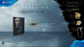 送料無料【PS4】DEATH STRANDING コレクターズエディション【早期購入特典】アバター(ねんどろいどルーデンス)/PlayStation4ダイナミックテーマ/ゲーム内アイテム(封入)
