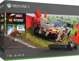 新品!Xbox One X (Forza Horizon 4 / Forza Horizon 4 LEGO® Speed Champions 同梱版)