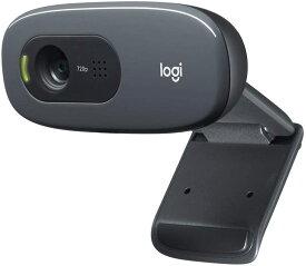 新品!!ロジクール ウェブカメラ C270n ブラック HD 720P ウェブカム ストリーミング 小型 シンプル設計 国内正規Logicool(ロジクール)