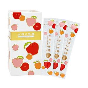 プロテオグリカン配合黒りんご酢「女神の林檎スティックゼリー」10g×30本入