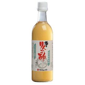【カネショウ】蔵伝承酢酸菌 濁りりんご酢「細雪」