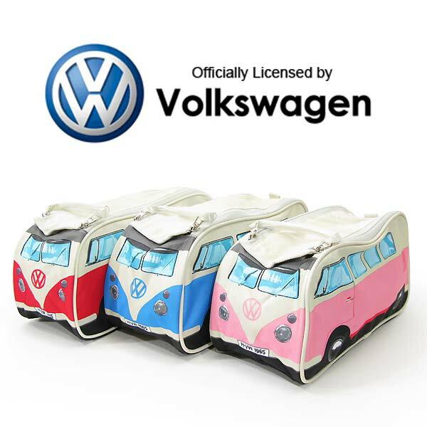 【the Monsterfactry】VW ワーゲンバス マルチ バッグ