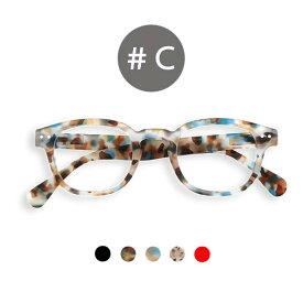 IZIPIZI 【イジピジ】 リーディング グラス #C 老眼鏡
