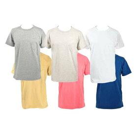 Sunny Sports 【サニースポーツ】クルーネック ミニポケット Tシャツ