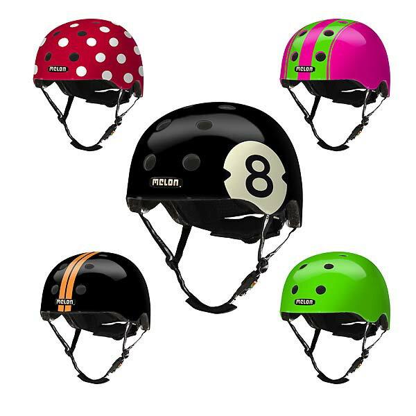 レビュー特典!!■MELON 【メロン】 ヘルメット 子供向 ボーイズ&ガールス サイズML